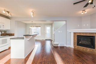 Photo 3: 279 SUMMERTON Crescent: Sherwood Park House Half Duplex for sale : MLS®# E4223744