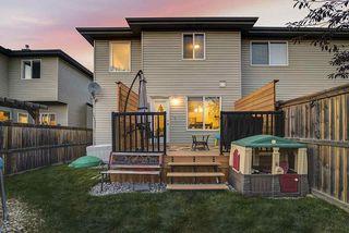 Photo 40: 279 SUMMERTON Crescent: Sherwood Park House Half Duplex for sale : MLS®# E4223744
