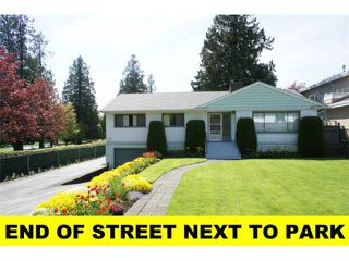 Main Photo: 7383 CHARLFORD Avenue in Burnaby: Metrotown House for sale (Burnaby South)  : MLS®# V889594