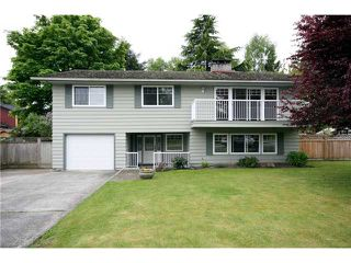 """Photo 1: 5340 SARATOGA Drive in Tsawwassen: Cliff Drive House for sale in """"Cliff Drive"""" : MLS®# V890114"""