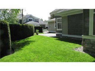 """Photo 9: 92 5900 FERRY Road in Ladner: Neilsen Grove Townhouse for sale in """"CHESAPEAKE LANDING"""" : MLS®# V893001"""