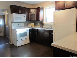 Photo 3: 611 Atlantic Avenue in WINNIPEG: North End Residential for sale (North West Winnipeg)  : MLS®# 1322659