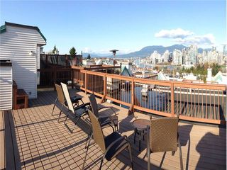 "Photo 34: 108 910 W 8TH Avenue in Vancouver: Fairview VW Condo for sale in ""Rhapsody"" (Vancouver West)  : MLS®# V1036982"