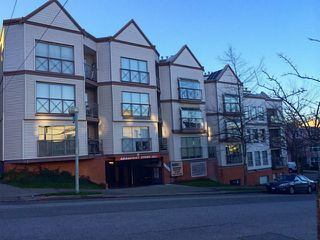 "Photo 1: 108 910 W 8TH Avenue in Vancouver: Fairview VW Condo for sale in ""Rhapsody"" (Vancouver West)  : MLS®# V1036982"