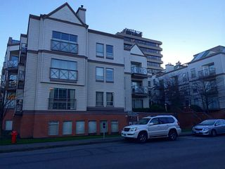 "Photo 2: 108 910 W 8TH Avenue in Vancouver: Fairview VW Condo for sale in ""Rhapsody"" (Vancouver West)  : MLS®# V1036982"