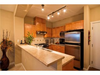 """Photo 2: 413 2969 WHISPER Way in Coquitlam: Westwood Plateau Condo for sale in """"Summerlin at Silver Spring"""" : MLS®# V1040932"""