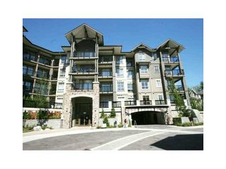 """Photo 1: 413 2969 WHISPER Way in Coquitlam: Westwood Plateau Condo for sale in """"Summerlin at Silver Spring"""" : MLS®# V1040932"""