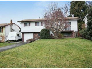 Photo 1: 8163 SUMAC Place in Mission: Mission BC House for sale : MLS®# F1401227