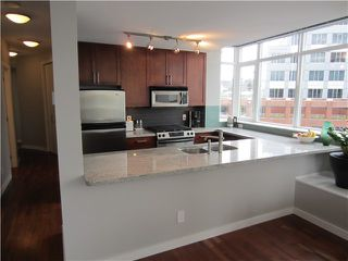 "Photo 7: 402 2055 YUKON Street in Vancouver: False Creek Condo for sale in ""MONTREUX"" (Vancouver West)  : MLS®# V1051503"