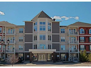 Photo 1: 211 1 Crystal Green Lane: Okotoks Condo for sale : MLS®# C3612012