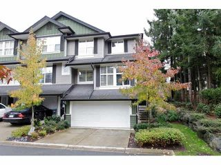 "Photo 3: 111 18199 70TH Avenue in Surrey: Cloverdale BC Townhouse for sale in ""AUGUSTA"" (Cloverdale)  : MLS®# F1425143"