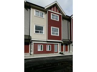 "Photo 1: 15 14177 103 Avenue in Surrey: Whalley Townhouse for sale in ""THE MAPLE"" (North Surrey)  : MLS®# F1425573"