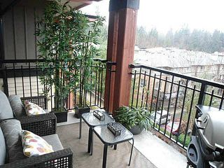 "Photo 10: 414 200 KLAHANIE Drive in Port Moody: Port Moody Centre Condo for sale in ""SALAL"" : MLS®# V1097743"