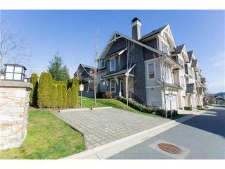 "Main Photo: 104 1369 PURCELL Drive in Coquitlam: Westwood Plateau Townhouse for sale in ""WHITETAIL LANE II"" : MLS®# V1106773"