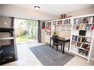 """Photo 14: 6 1195 FALCON Drive in Coquitlam: Eagle Ridge CQ Townhouse for sale in """"THE COURTYARDS"""" : MLS®# V1108276"""