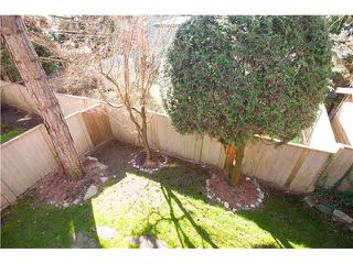 "Photo 19: 6 1195 FALCON Drive in Coquitlam: Eagle Ridge CQ Townhouse for sale in ""THE COURTYARDS"" : MLS®# V1108276"