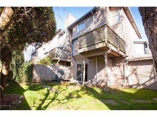 "Photo 17: 6 1195 FALCON Drive in Coquitlam: Eagle Ridge CQ Townhouse for sale in ""THE COURTYARDS"" : MLS®# V1108276"