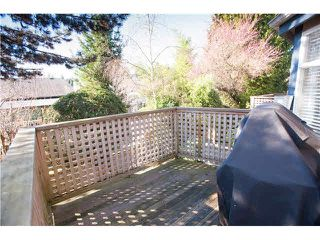 "Photo 18: 6 1195 FALCON Drive in Coquitlam: Eagle Ridge CQ Townhouse for sale in ""THE COURTYARDS"" : MLS®# V1108276"