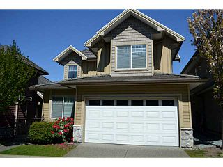 "Photo 1: 18 3363 ROSEMARY HEIGHTS Crescent in Surrey: Morgan Creek Townhouse for sale in ""ROCKWELL"" (South Surrey White Rock)  : MLS®# F1438051"