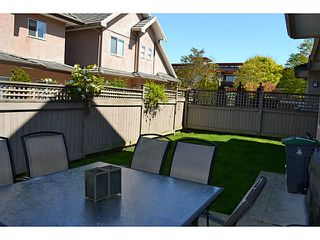 "Photo 17: 18 3363 ROSEMARY HEIGHTS Crescent in Surrey: Morgan Creek Townhouse for sale in ""ROCKWELL"" (South Surrey White Rock)  : MLS®# F1438051"