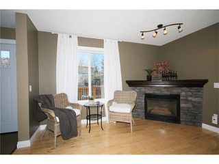 Photo 6: 5 WEST TERRACE Crescent: Cochrane House for sale : MLS®# C4048617