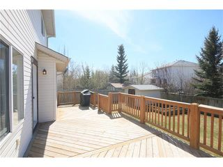 Photo 36: 5 WEST TERRACE Crescent: Cochrane House for sale : MLS®# C4048617