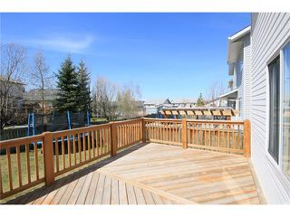 Photo 37: 5 WEST TERRACE Crescent: Cochrane House for sale : MLS®# C4048617