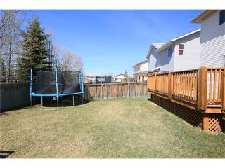 Photo 39: 5 WEST TERRACE Crescent: Cochrane House for sale : MLS®# C4048617