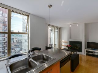 "Photo 2: 1602 969 RICHARDS Street in Vancouver: Downtown VW Condo for sale in ""MONDRIAN 2"" (Vancouver West)  : MLS®# R2060003"