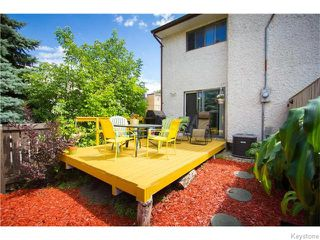 Photo 16: 1720 Taylor Avenue in Winnipeg: River Heights Condominium for sale (1D)  : MLS®# 1623493