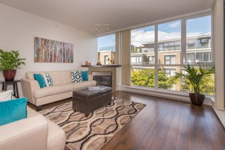 "Photo 4: 215 1483 W 7TH Avenue in Vancouver: Fairview VW Condo for sale in ""VERONA OF PORTICO"" (Vancouver West)  : MLS®# R2108355"