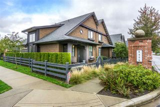 Photo 1: 71 6450 187TH Street in Surrey: Cloverdale BC Townhouse for sale (Cloverdale)  : MLS®# R2129175