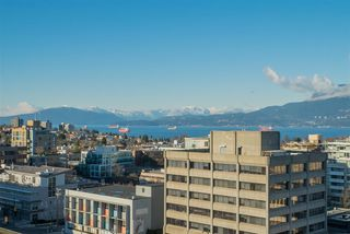 "Photo 2: 1101 1633 W 10TH Avenue in Vancouver: Fairview VW Condo for sale in ""HENNESSY HOUSE"" (Vancouver West)  : MLS®# R2132652"