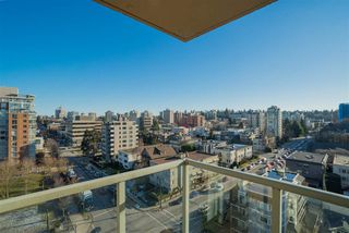 "Photo 17: 1101 1633 W 10TH Avenue in Vancouver: Fairview VW Condo for sale in ""HENNESSY HOUSE"" (Vancouver West)  : MLS®# R2132652"