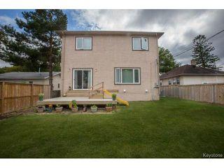 Photo 20: 37 Hull Avenue in Winnipeg: St Vital Residential for sale (2D)  : MLS®# 1708503