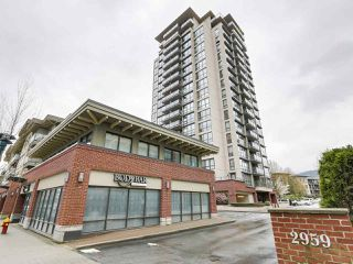"Photo 1: 706 2959 GLEN Drive in Coquitlam: North Coquitlam Condo for sale in ""THE PARC"" : MLS®# R2156531"