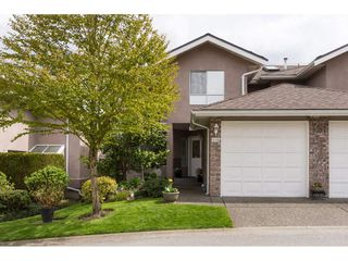 """Photo 1: 119 15550 26 Avenue in Surrey: King George Corridor Townhouse for sale in """"Sunnyside Gate"""" (South Surrey White Rock)  : MLS®# R2159523"""