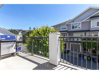 "Photo 19: 73 20449 66 Avenue in Langley: Willoughby Heights Townhouse for sale in ""Natures Landing"" : MLS®# R2174039"
