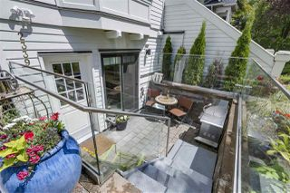 Photo 2: 2339 W 10TH AVENUE in Vancouver: Kitsilano Townhouse for sale (Vancouver West)  : MLS®# R2176866