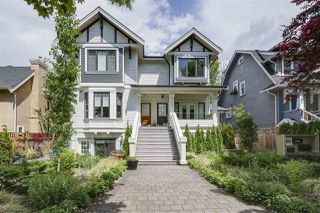 Photo 1: 2339 W 10TH AVENUE in Vancouver: Kitsilano Townhouse for sale (Vancouver West)  : MLS®# R2176866