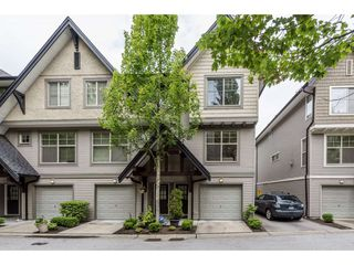 "Photo 1: 44 15152 62A Avenue in Surrey: Sullivan Station Townhouse for sale in ""Uplands"" : MLS®# R2179582"