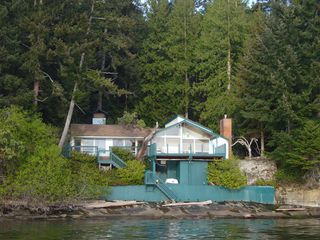 Photo 9: 20 FOSTER POINT Road in Thetis Island: Beach Home for sale : MLS®# V766772