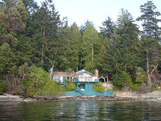 Photo 10: 20 FOSTER POINT Road in Thetis Island: Beach Home for sale : MLS®# V766772