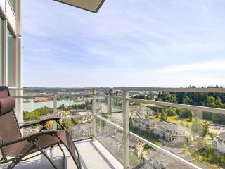 "Photo 2: 2303 271 FRANCIS Way in New Westminster: Fraserview NW Condo for sale in ""PARKSIDE"" : MLS®# R2188728"