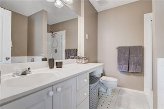 Photo 25: 223 WOODSIDE CR NW: Airdrie House for sale : MLS®# C4135812