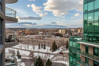 Photo 24: 1110 804 3 Avenue SW in Calgary: Eau Claire Condo for sale : MLS®# C4146068