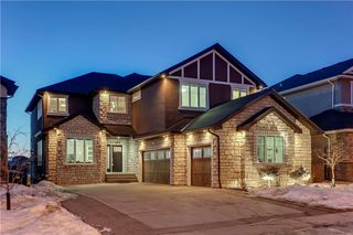 Main Photo: 124 ASPENSHIRE Drive SW in Calgary: Aspen Woods House for sale : MLS®# C4162971