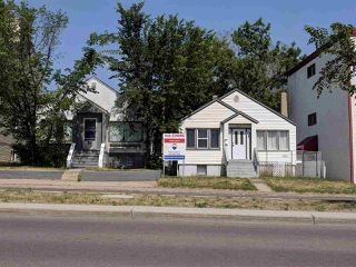 Main Photo: 9846 82 Avenue NW in Edmonton: Zone 15 Land Commercial for sale : MLS®# E4094899