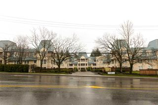 "Photo 1: 211 295 SCHOOLHOUSE Street in Coquitlam: Maillardville Condo for sale in ""Chateau Royale"" : MLS®# R2237946"