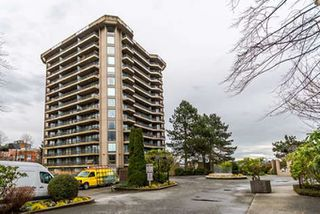Photo 1: 1107 3760 ALBERT STREET in Burnaby: Vancouver Heights Condo for sale (Burnaby North)  : MLS®# R2233720